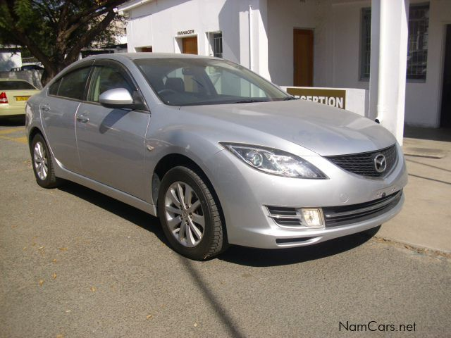 used mazda mazda 6 2008 mazda 6 for sale windhoek. Black Bedroom Furniture Sets. Home Design Ideas