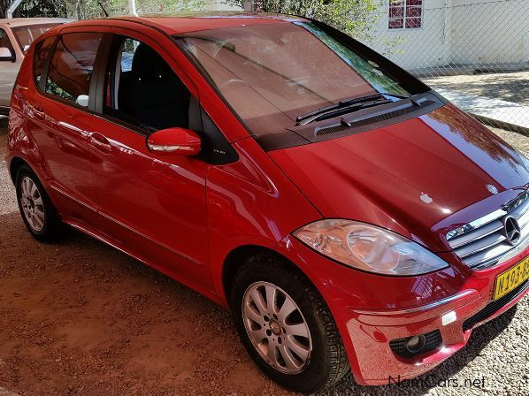Used Mercedes-Benz A170 | 2008 A170 for sale | Windhoek ...