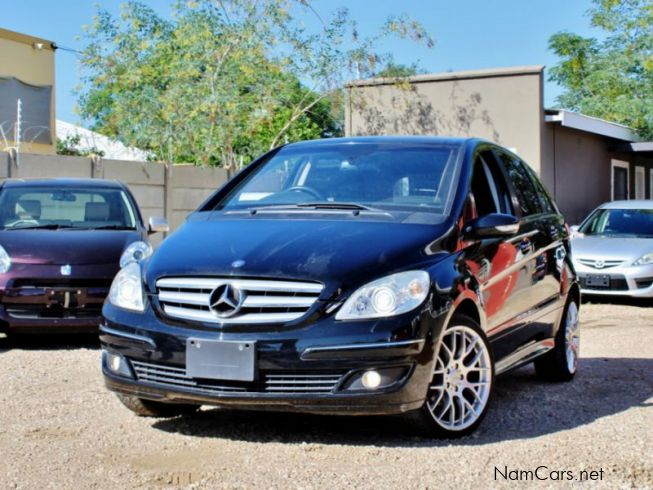 used mercedes benz b 170 2008 b 170 for sale windhoek mercedes benz b 170 sales mercedes. Black Bedroom Furniture Sets. Home Design Ideas