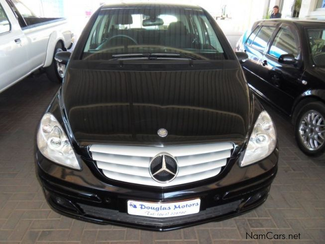 used mercedes benz b 170 a t 2008 b 170 a t for sale. Black Bedroom Furniture Sets. Home Design Ideas
