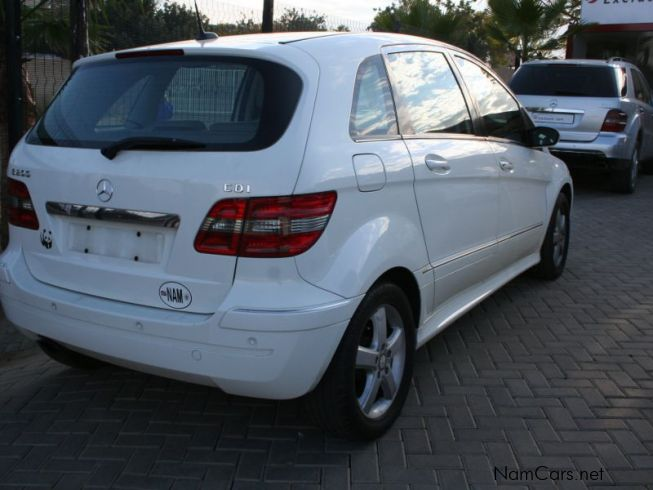 Mercedes-Benz B200 a/t  5 door CDi ( Local)in Namibia