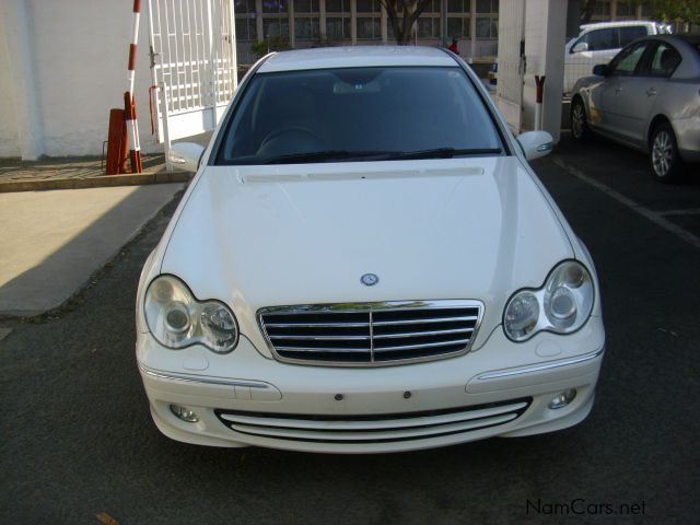 Used mercedes benz c200 2008 c200 for sale windhoek for Mercedes benz 2008 for sale