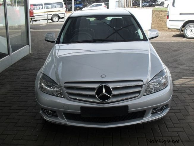 Used mercedes benz c350 avantgarde a t 2008 c350 for 2008 mercedes benz c350 for sale