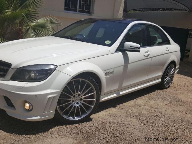 Used mercedes benz c63 amg 2008 c63 amg for sale for Used cars for sale mercedes benz