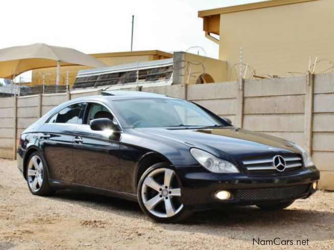Used mercedes benz cls 500 v8 2008 cls 500 v8 for sale for Mercedes benz cls sale