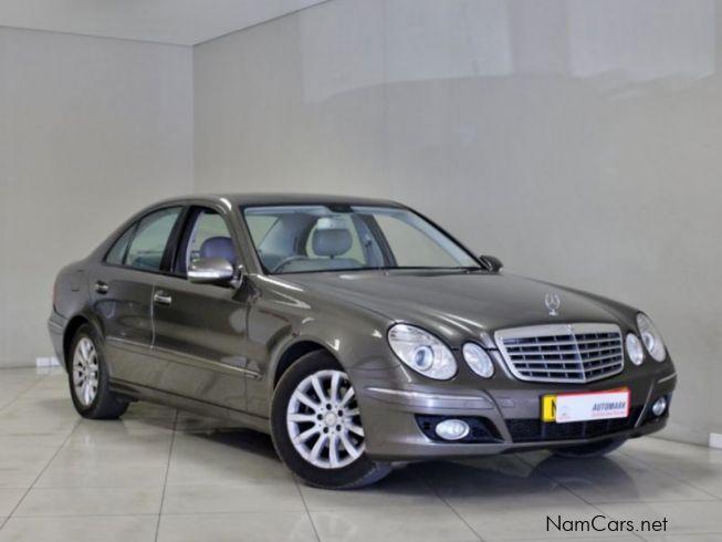 Used Mercedes-Benz E 200 Kompressor | 2008 E 200 ...