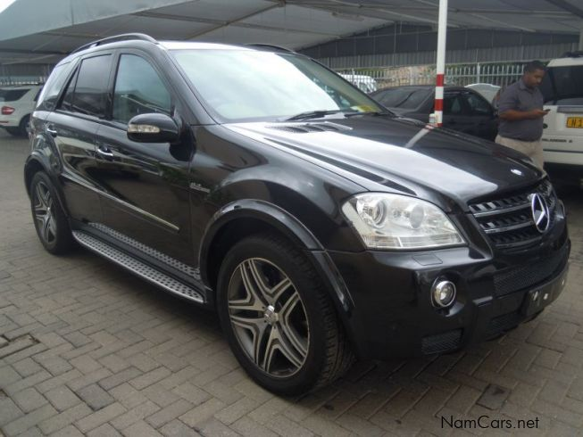 Used Mercedes Benz Ml 2008 Ml For Sale Windhoek Mercedes Benz Ml Sales Mercedes Benz Ml