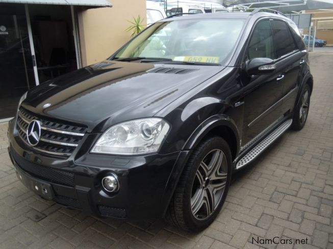 Used mercedes benz ml 2008 ml for sale windhoek for Mercedes benz ml 2008 for sale