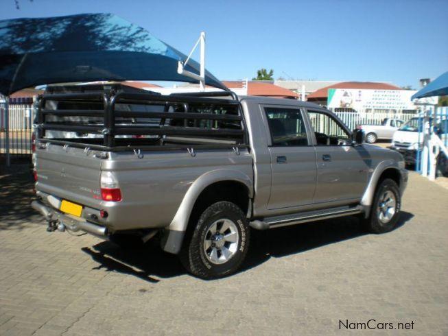 Used Mitsubishi Colt 3 0 V6 4x4 D Cab Rodeo 2008 Colt 3