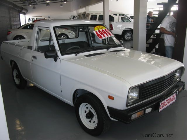 cheapestnissan1400  used nissan 1400 bakkie 2008 1400 bakkie for sale #14