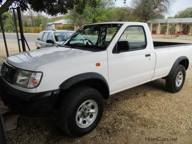 used nissan hardbody 2008 hardbody for sale okahandja. Black Bedroom Furniture Sets. Home Design Ideas