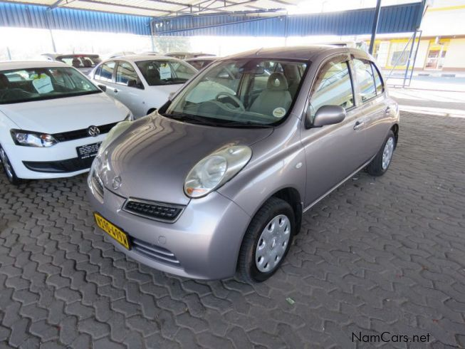 used nissan march micra 2008 march micra for sale windhoek nissan march micra sales. Black Bedroom Furniture Sets. Home Design Ideas