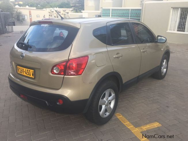 used nissan qashqai 2008 qashqai for sale windhoek nissan qashqai sales nissan qashqai. Black Bedroom Furniture Sets. Home Design Ideas