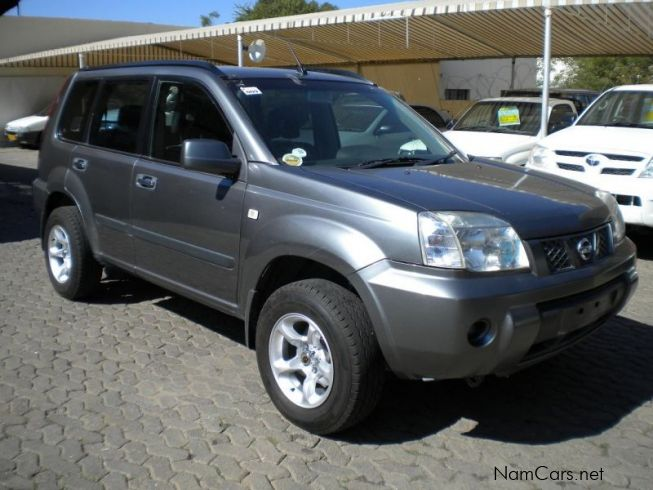 Used Nissan X Trail 2 0 2008 X Trail 2 0 For Sale