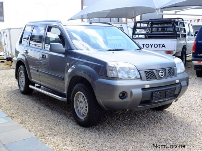 Used Nissan X Trail 2008 X Trail For Sale Windhoek