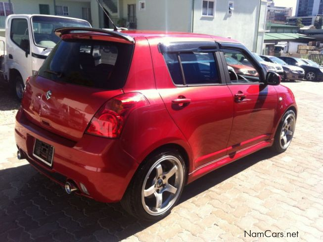 used suzuki swift sport 2008 swift sport for sale windhoek suzuki swift sport sales suzuki. Black Bedroom Furniture Sets. Home Design Ideas