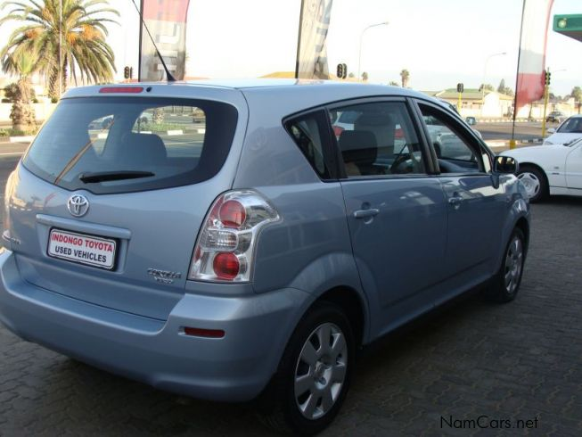used toyota corolla verso 2008 corolla verso for sale walvis bay toyota corolla verso sales. Black Bedroom Furniture Sets. Home Design Ideas