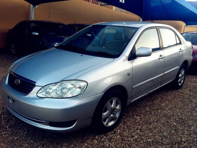 used toyota corolla 2008 corolla for sale windhoek toyota corolla sales toyota corolla. Black Bedroom Furniture Sets. Home Design Ideas