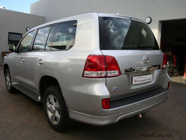 Used Toyota Landcruiser 200 Vx V8 A T 2008 Landcruiser 200 Vx V8 A T For Sale Windhoek