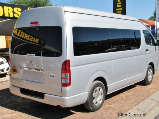 Used Toyota Quantum 17 seater | 2008 Quantum 17 seater for ...