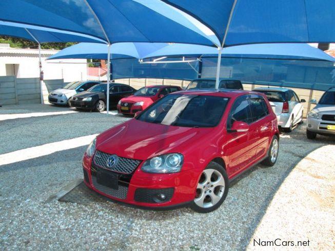 Used Volkswagen GOLF 5 GTI | 2008 GOLF 5 GTI for sale | Windhoek Volkswagen GOLF 5 GTI sales ...