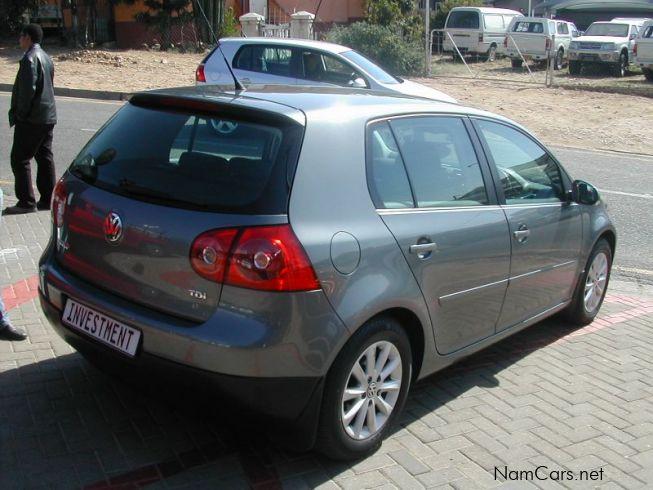 Used Volkswagen Golf 5 Tdi