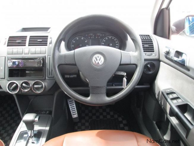 Used volkswagen polo 1 4 trendline sports 2008 polo 1 4 for Polo 7 interieur trendline