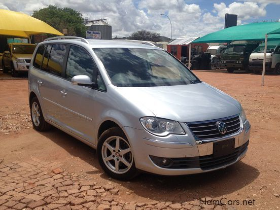 used volkswagen touran 1 4 tsi highline 2008 touran 1 4. Black Bedroom Furniture Sets. Home Design Ideas
