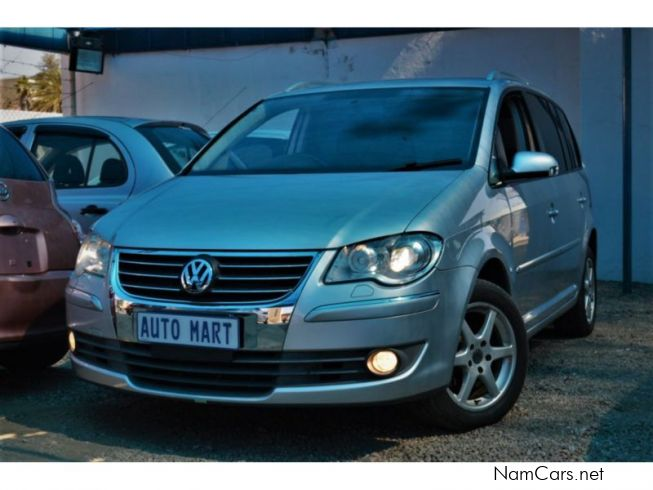 used volkswagen touran 1 4 tsi 2008 touran 1 4 tsi for sale windhoek volkswagen touran 1 4. Black Bedroom Furniture Sets. Home Design Ideas