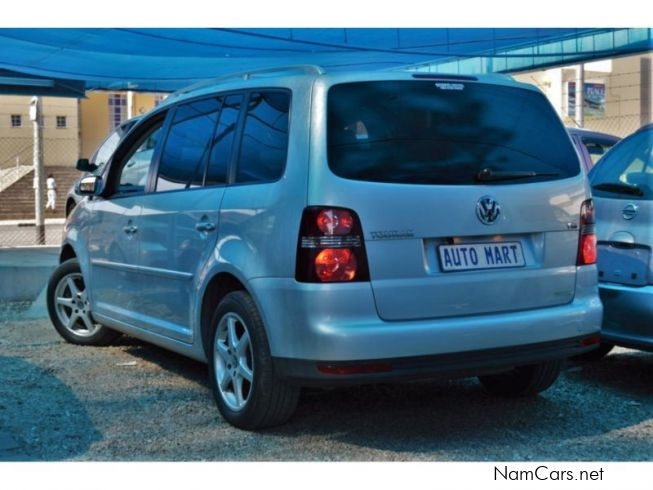 used volkswagen touran 1 4 tsi 2008 touran 1 4 tsi for. Black Bedroom Furniture Sets. Home Design Ideas