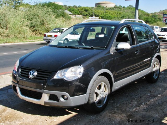 used volkswagen cross polo 2008 cross polo for sale windhoek volkswagen cross polo sales. Black Bedroom Furniture Sets. Home Design Ideas