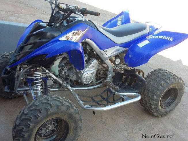 Used yamaha raptor 2008 raptor for sale windhoek for Yamaha atv for sale used