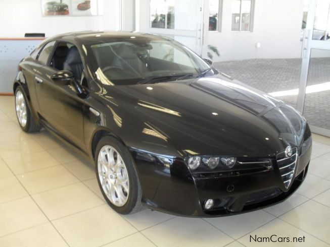 used alfa romeo brera 3 2 v6 2009 brera 3 2 v6 for sale windhoek alfa romeo brera 3 2 v6. Black Bedroom Furniture Sets. Home Design Ideas