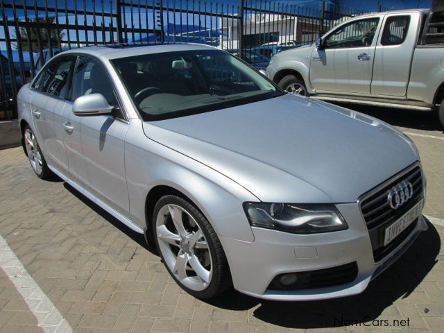 Used Audi A4 2009 A4 For Sale Windhoek Audi A4 Sales