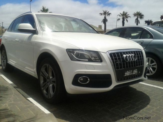 used audi q5 2 0 t fsi quattro s tronic 2009 q5 2 0 t fsi quattro s tronic for sale windhoek. Black Bedroom Furniture Sets. Home Design Ideas