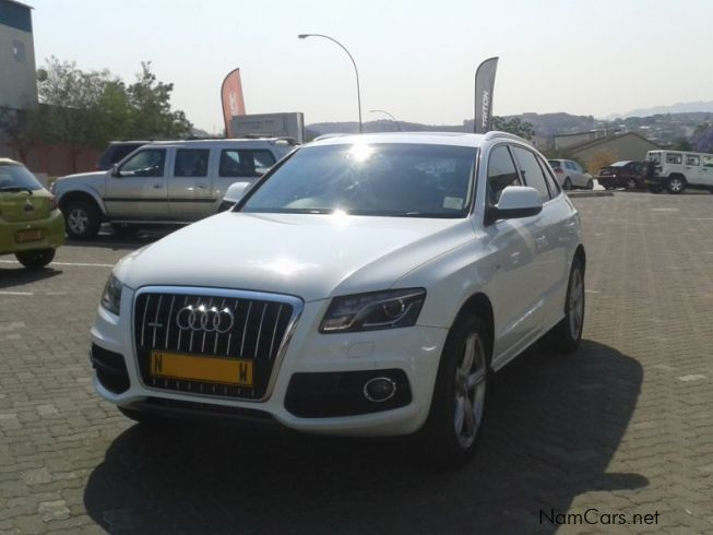 used audi q5 3 0 tdi quattro s line 2009 q5 3 0 tdi. Black Bedroom Furniture Sets. Home Design Ideas