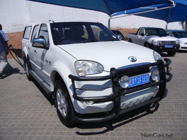 Used Gwm Steed 2 8 2009 Steed 2 8 For Sale Windhoek