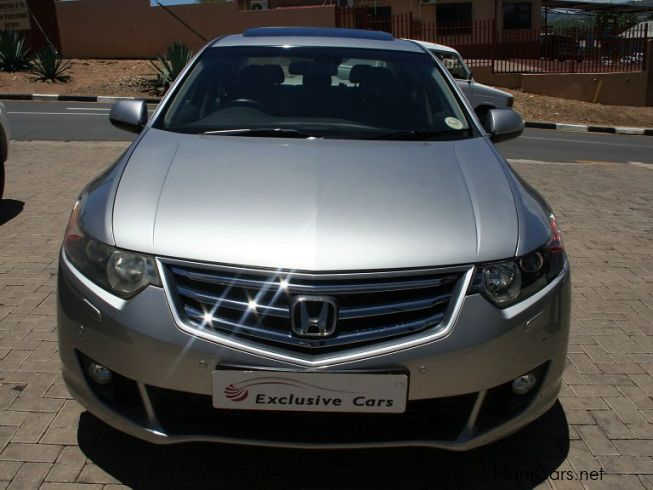 Used honda accord 2 4 executive a t 2009 accord 2 4 for Honda accord used cars for sale