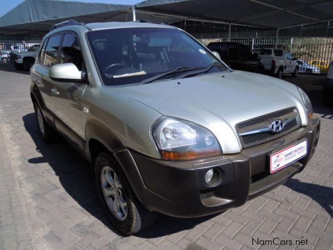 Used Hyundai TUCSON 2 0 GLS