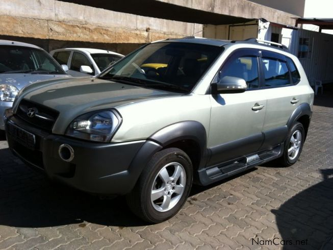 Used Hyundai Tucson 2 0 2009 Tucson 2 0 For Sale