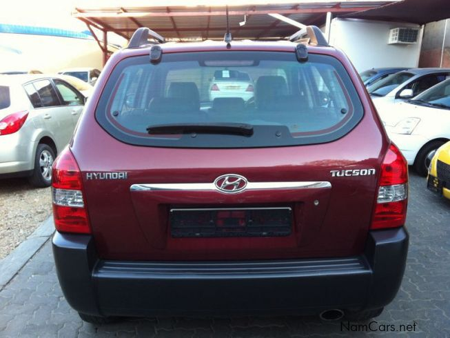 Used Hyundai Tucson 2 0