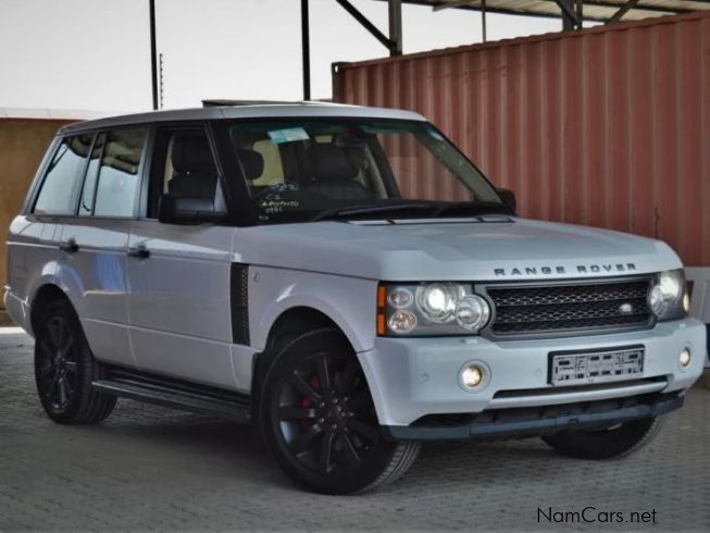 used land rover range rover 2009 range rover for sale windhoek land rover range rover sales. Black Bedroom Furniture Sets. Home Design Ideas