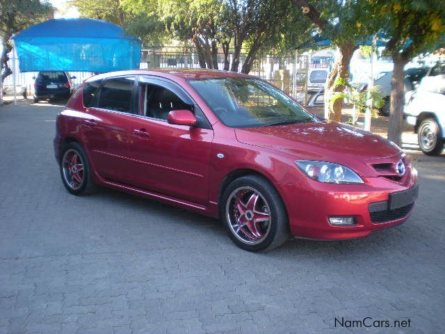 Used Mazda 3 1 6i Sport Dynamic 2009 3 1 6i Sport Dynamic For Sale Windhoek Mazda 3 1 6i