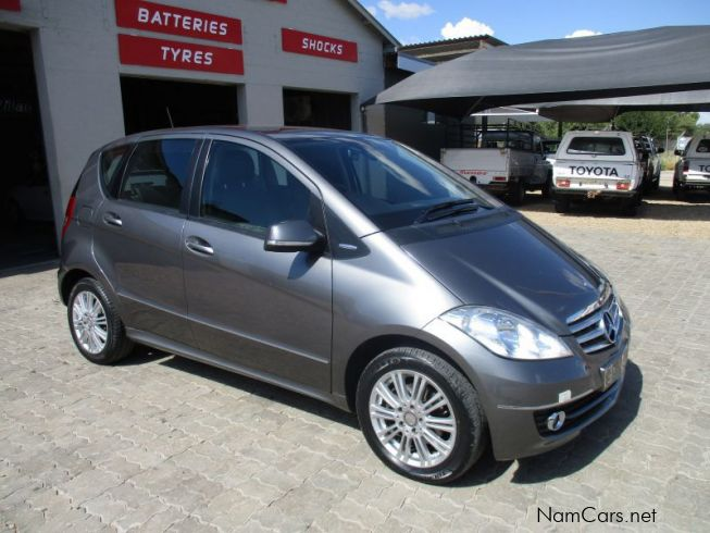 Used mercedes benz a 170 2009 a 170 for sale okahandja for Mercedes benz 2009 for sale