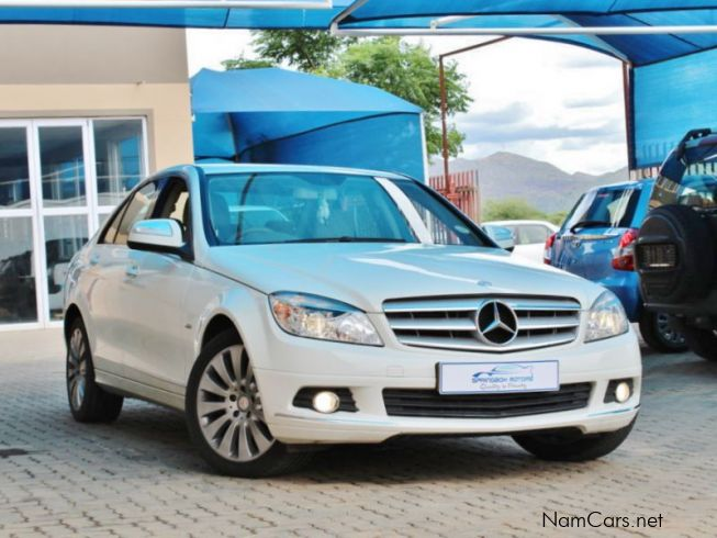 Used mercedes benz c 200 kompressor elegance 2009 c 200 for Mercedes benz 2009 for sale