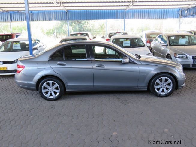 Used mercedes benz c180 a t 2009 c180 a t for sale for Www mercedes benz used cars