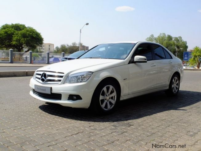 Used mercedes benz c180 cgi classic 2009 c180 cgi for Mercedes benz used cars prices
