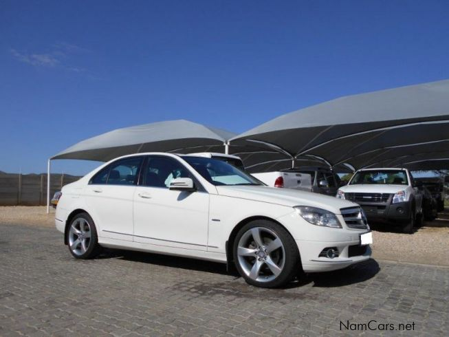 Used mercedes benz c180k be avantgarde a t 2009 c180k be for Mercedes benz greenway used cars