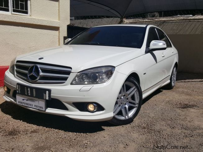 used mercedes benz c200 amg avantgarde 2009 c200 amg avantgarde for sale windhoek mercedes. Black Bedroom Furniture Sets. Home Design Ideas