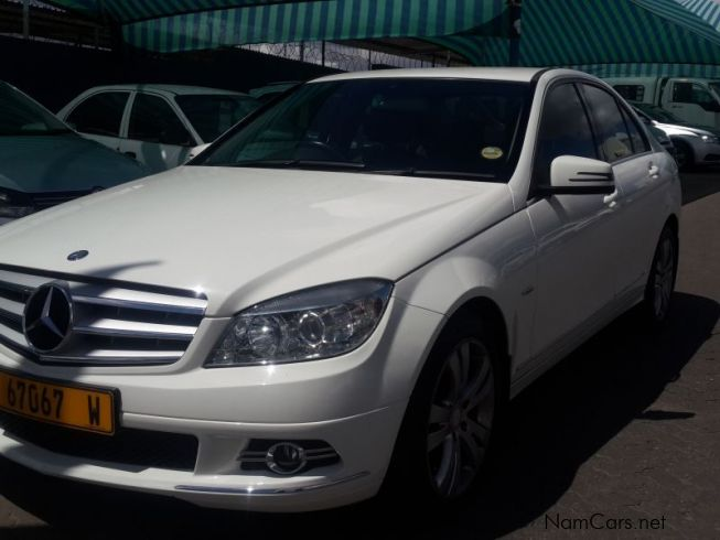 Used mercedes benz c200 kompressor sedan 2009 c200 for Mercedes benz 2009 for sale